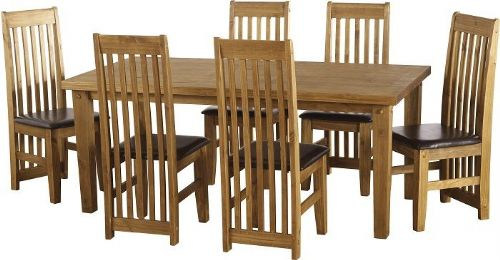 Riley 6 Seat Dining Set